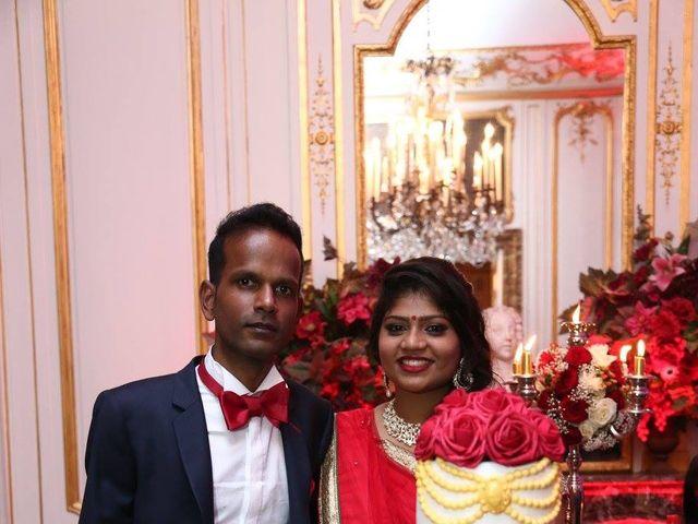 Le mariage de Sujivan et Lacksi à Neuilly-Plaisance, Seine-Saint-Denis 43
