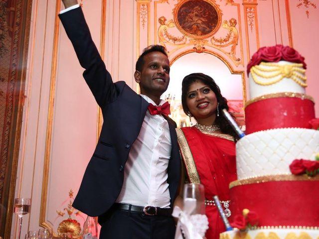Le mariage de Sujivan et Lacksi à Neuilly-Plaisance, Seine-Saint-Denis 45