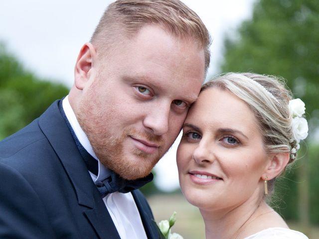 Le mariage de Claire et Mickaël