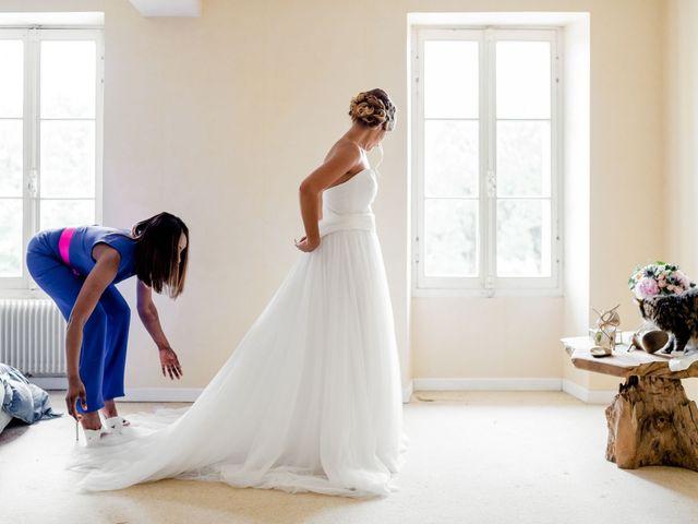 Le mariage de Thibault et Katia à Bordeaux, Gironde 44