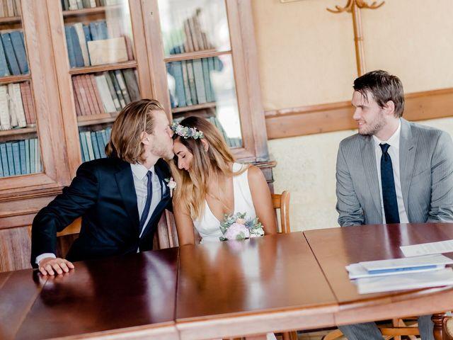 Le mariage de Thibault et Katia à Bordeaux, Gironde 67