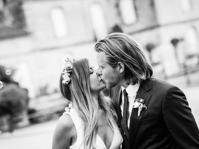 Le mariage de Thibault et Katia à Bordeaux, Gironde 77