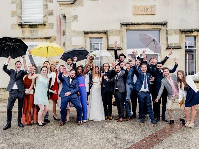 Le mariage de Thibault et Katia à Bordeaux, Gironde 79