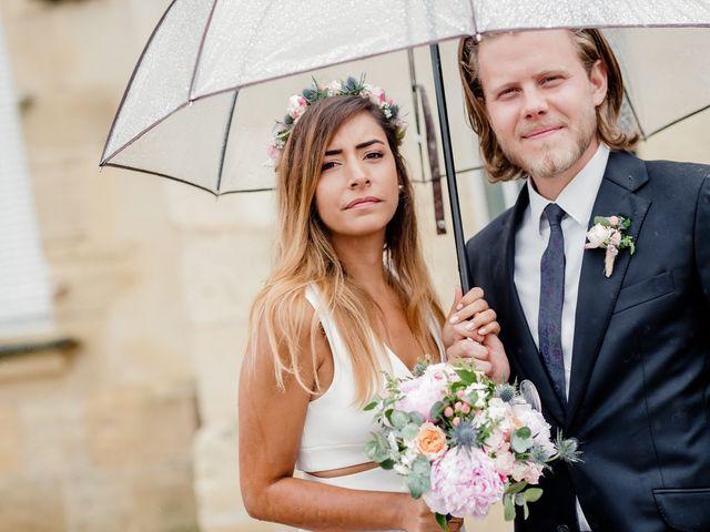 Le mariage de Thibault et Katia à Bordeaux, Gironde 80