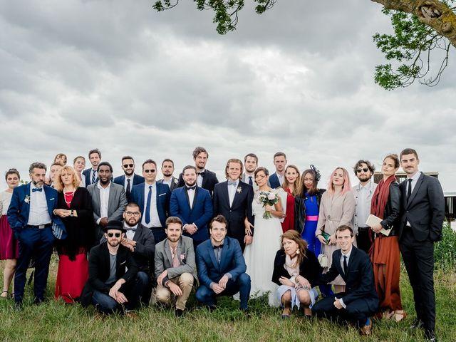 Le mariage de Thibault et Katia à Bordeaux, Gironde 116