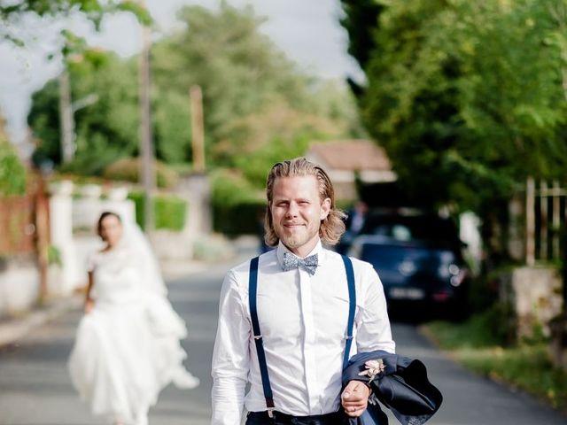 Le mariage de Thibault et Katia à Bordeaux, Gironde 122