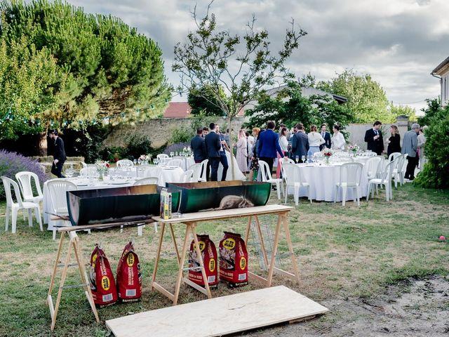 Le mariage de Thibault et Katia à Bordeaux, Gironde 134