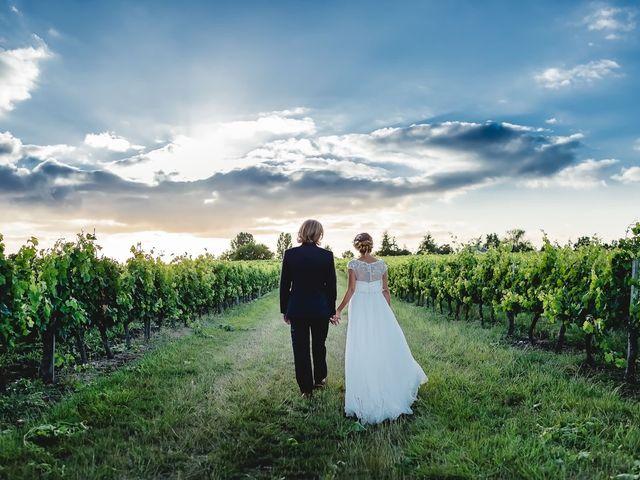 Le mariage de Thibault et Katia à Bordeaux, Gironde 164