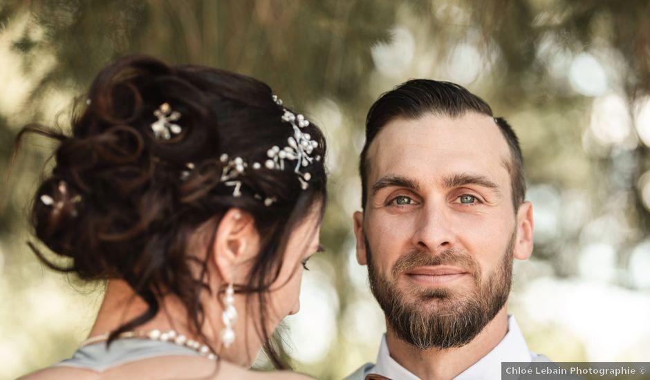 Le mariage de Anthony et Annelys à Chareil-Cintrat, Allier