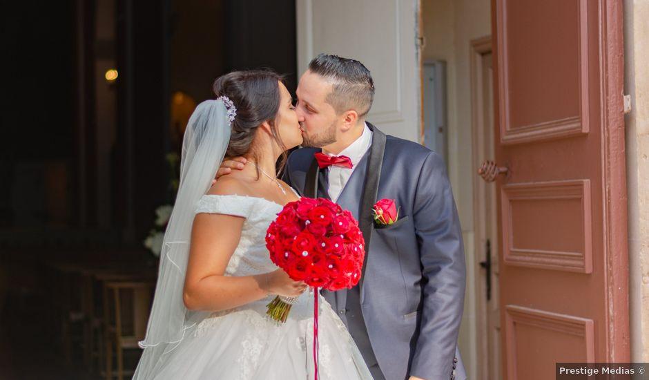 Le mariage de Arnaud et Marine à Cuges-les-Pins, Bouches-du-Rhône