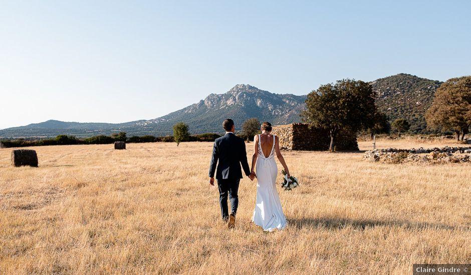 Le mariage de Arnaud et Emilie à Calenzana, Corse