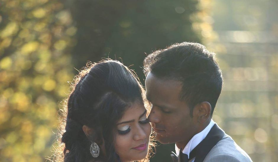 Le mariage de Sujivan et Lacksi à Neuilly-Plaisance, Seine-Saint-Denis