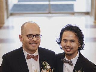 Le mariage de Yves et Many 1