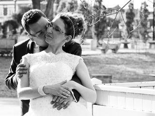 Le mariage de Virginie et Francesco 1