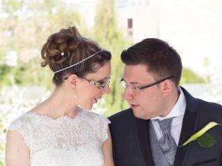 Le mariage de Virginie et Francesco 2