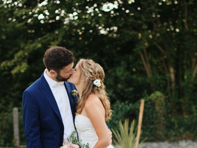 Le mariage de James et Marion à Saint-Gilles, Manche 3