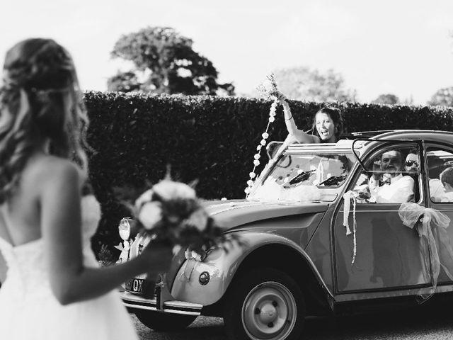 Le mariage de James et Marion à Saint-Gilles, Manche 5