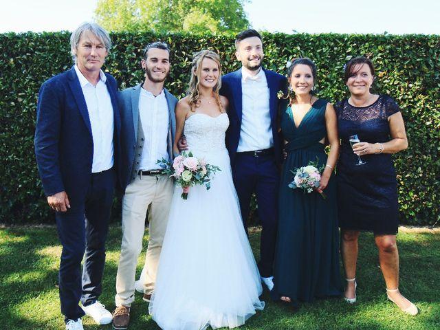 Le mariage de James et Marion à Saint-Gilles, Manche 9
