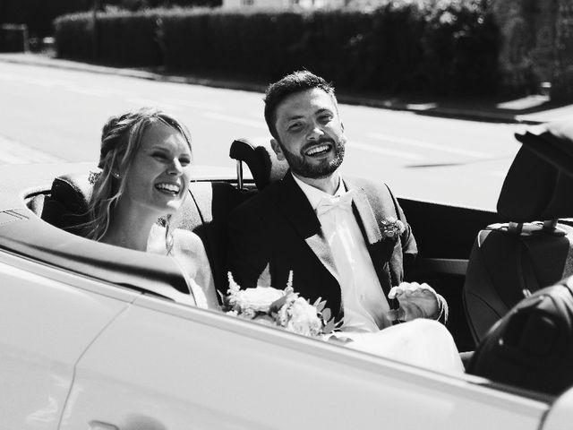 Le mariage de James et Marion à Saint-Gilles, Manche 14