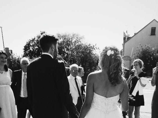 Le mariage de James et Marion à Saint-Gilles, Manche 42