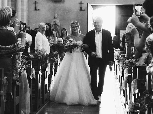Le mariage de James et Marion à Saint-Gilles, Manche 43
