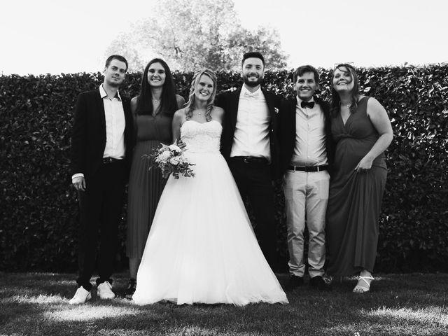 Le mariage de James et Marion à Saint-Gilles, Manche 61