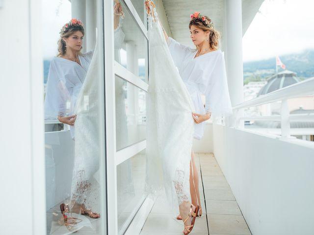 Le mariage de Théo et Morgane à Aix-les-Bains, Savoie 4