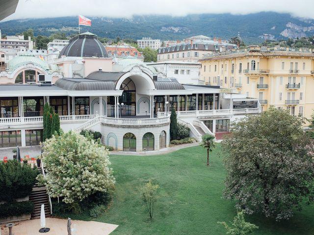 Le mariage de Théo et Morgane à Aix-les-Bains, Savoie 5