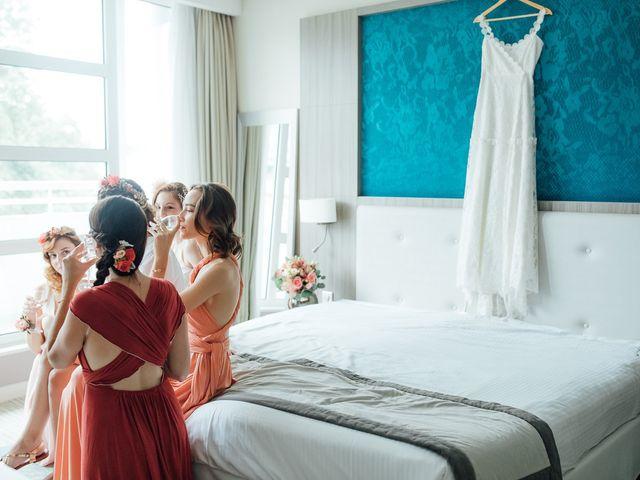 Le mariage de Théo et Morgane à Aix-les-Bains, Savoie 8