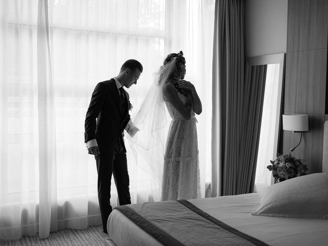 Le mariage de Théo et Morgane à Aix-les-Bains, Savoie 12