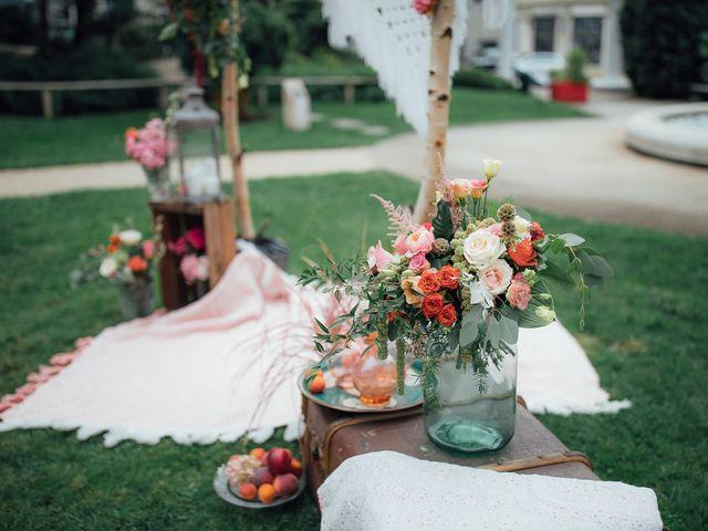 Le mariage de Théo et Morgane à Aix-les-Bains, Savoie 14