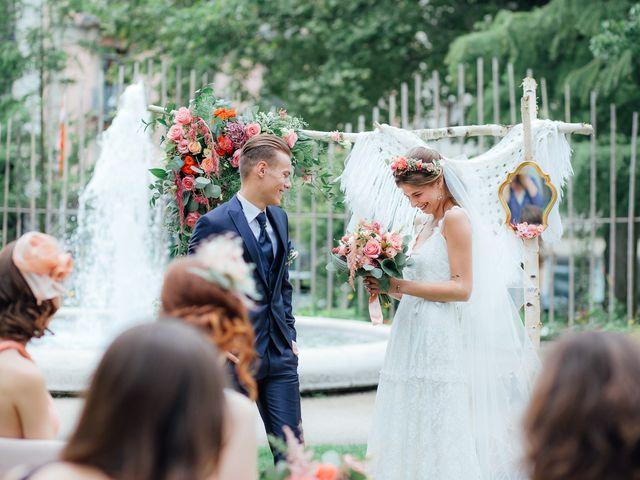 Le mariage de Théo et Morgane à Aix-les-Bains, Savoie 16