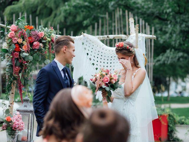 Le mariage de Théo et Morgane à Aix-les-Bains, Savoie 21