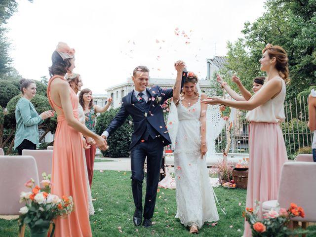 Le mariage de Théo et Morgane à Aix-les-Bains, Savoie 23