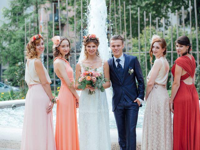 Le mariage de Théo et Morgane à Aix-les-Bains, Savoie 24