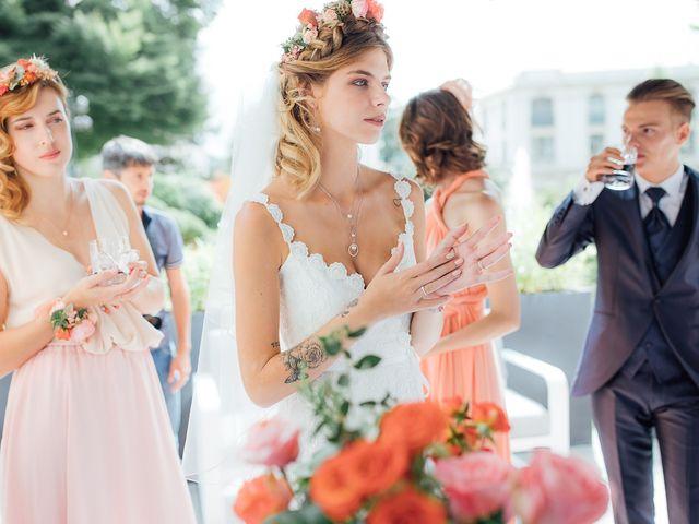 Le mariage de Théo et Morgane à Aix-les-Bains, Savoie 26