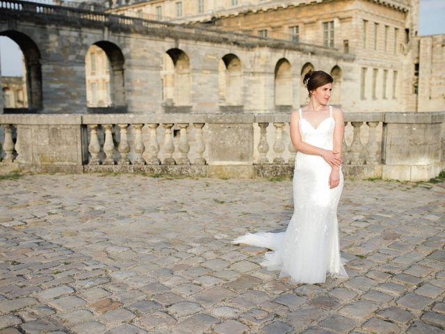 Le mariage de Fatma et Hugo à Paris, Paris 10