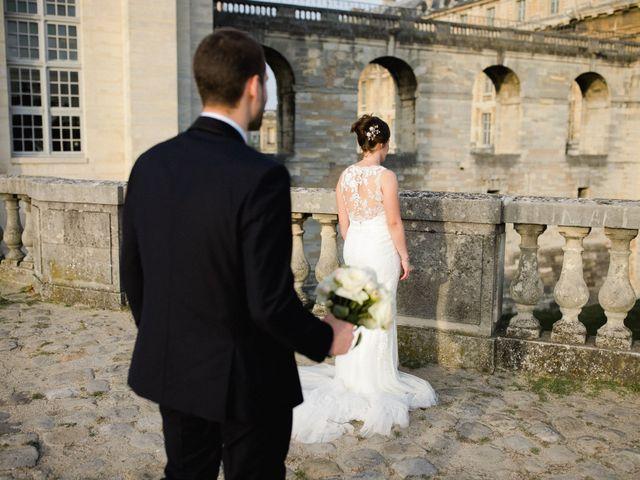 Le mariage de Fatma et Hugo à Paris, Paris 4
