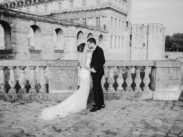 Le mariage de Fatma et Hugo à Paris, Paris 6