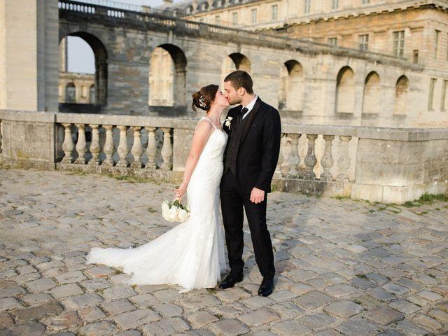 Le mariage de Fatma et Hugo à Paris, Paris 8
