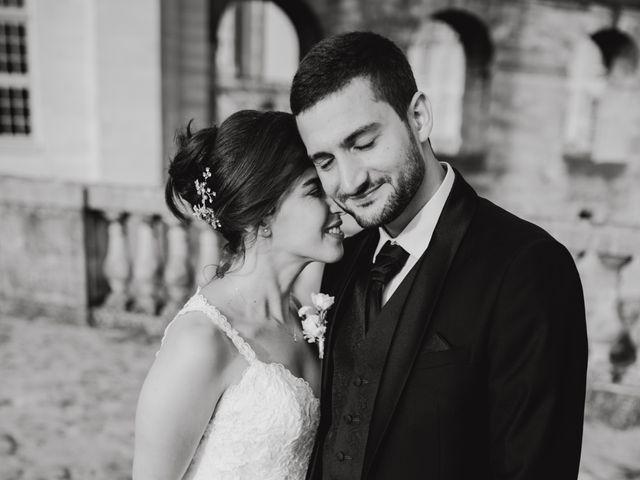 Le mariage de Fatma et Hugo à Paris, Paris 17