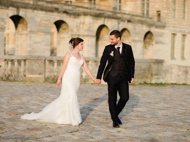 Le mariage de Fatma et Hugo à Paris, Paris 22