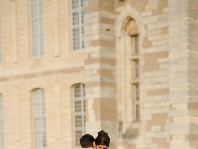 Le mariage de Fatma et Hugo à Paris, Paris 14