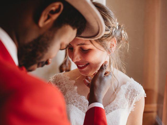 Le mariage de Anaïs et Marc-Henri à Lavelanet, Ariège 17