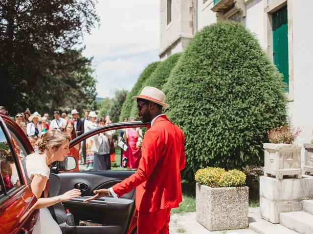 Le mariage de Anaïs et Marc-Henri à Lavelanet, Ariège 18