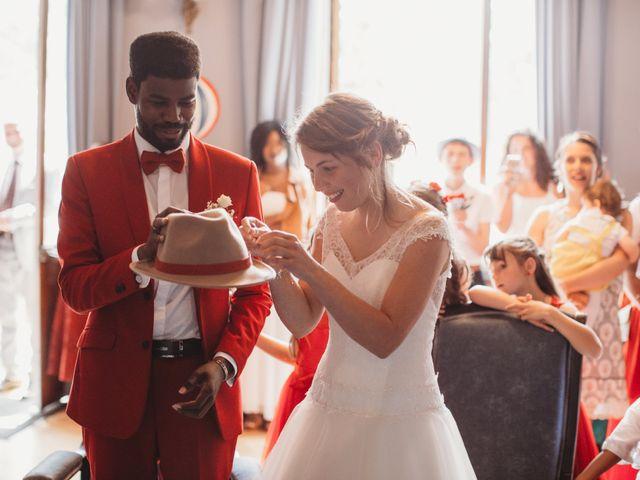 Le mariage de Anaïs et Marc-Henri à Lavelanet, Ariège 20