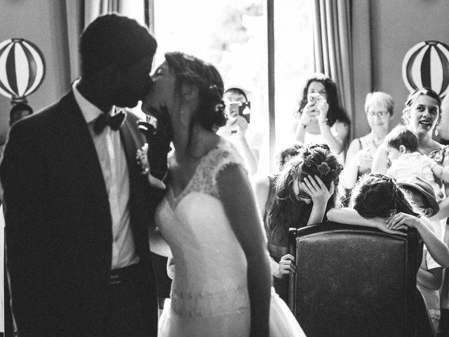 Le mariage de Anaïs et Marc-Henri à Lavelanet, Ariège 23