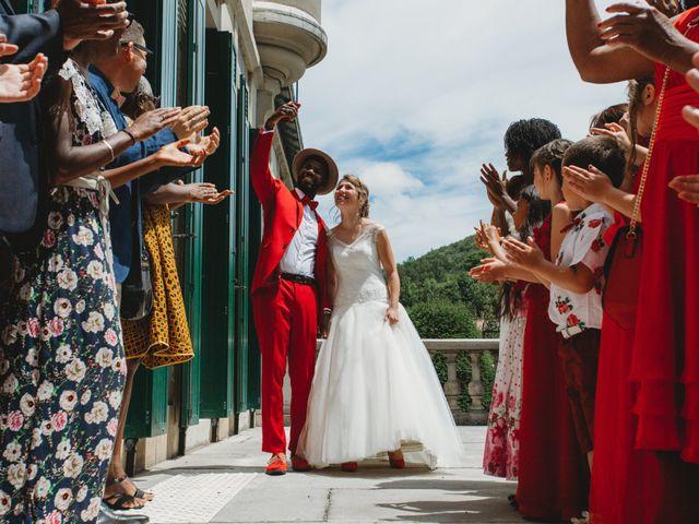 Le mariage de Anaïs et Marc-Henri à Lavelanet, Ariège 24