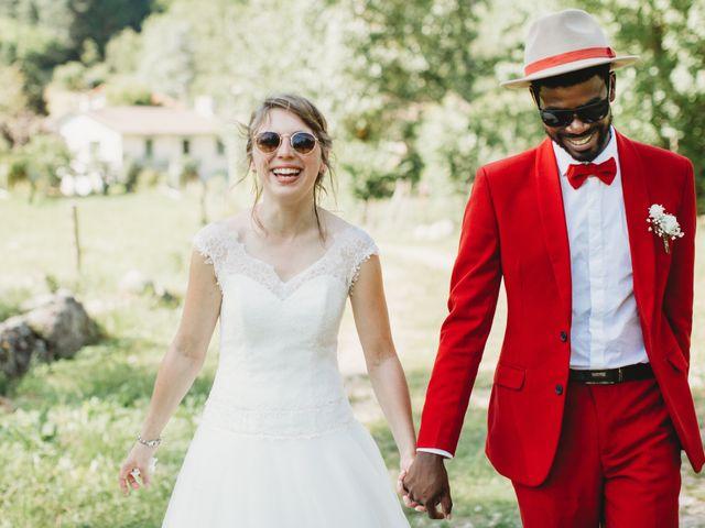 Le mariage de Anaïs et Marc-Henri à Lavelanet, Ariège 26