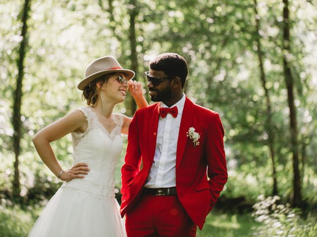 Le mariage de Marc-Henri et Anaïs